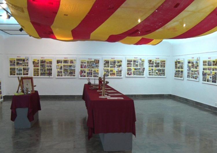 10 anys de ball de bastons a Balaguer