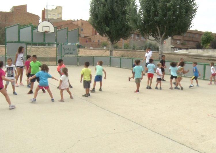 Més d'un centenar de nens i nenes participen a les estades Camp Base i Camp II