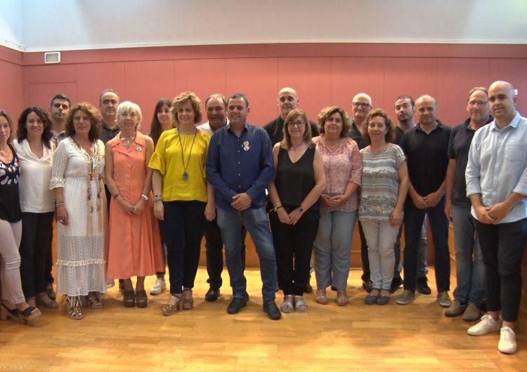 Miquel Plensa nou president del Consell Comarcal de la Noguera