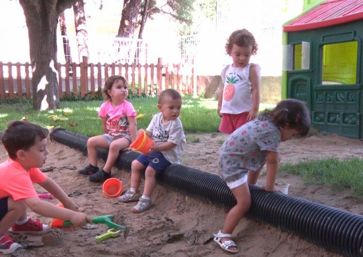 Una trentena d'infants participen a les estades infantils d'estiu a Balaguer