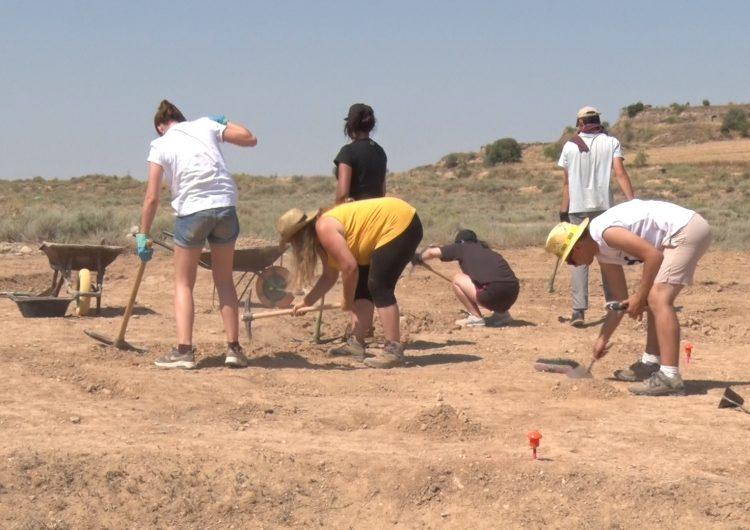 Noves excavacions a la zona del cementiri i en un centre de producció ceràmica del Pla d'Almatà