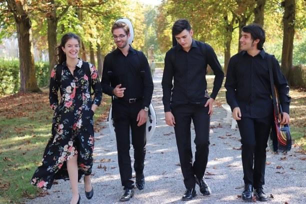 Atenea Quartet amb Carme Alòs i Enric Arquimbau, aquest diumenge al 8è Juliol de Música i Poesia