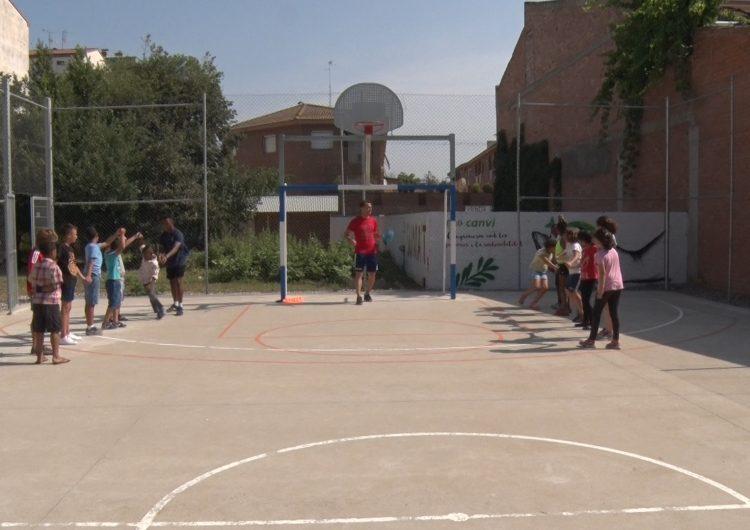 Càritas de Balaguer ofereix un casal d'estiu amb activitats educatives, lúdiques i esportives