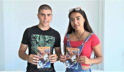 Un jove escriptor d'Artesa publica el seu primer llibre 'Biografía…