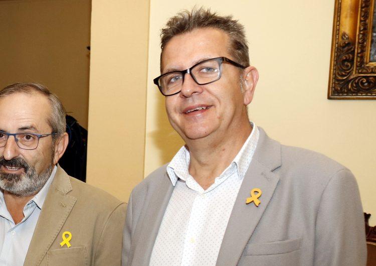 L'executiva d'ERC aprova proposar Joan Talarn a la presidència de la Diputació de Lleida
