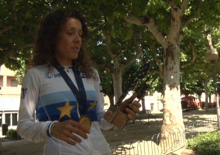 Ramona Gabriel, campiona d'Europa d'Ultramarató