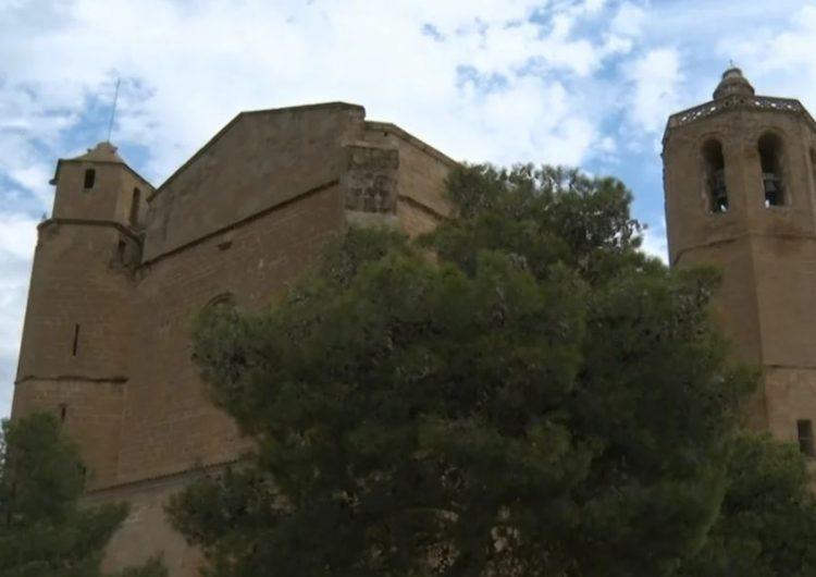 Santa Maria, protagonista de les visites guiades gratuïtes 'Un tast de Balaguer'