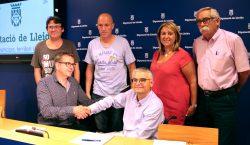ERC i JxCat tanquen un acord per governar la Diputació…