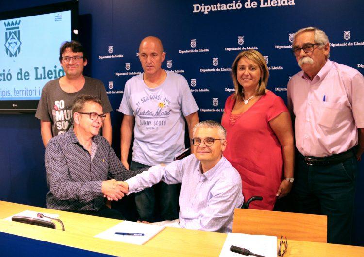 ERC i JxCat tanquen un acord per governar la Diputació de Lleida, que presidirà el republicà Joan Talarn