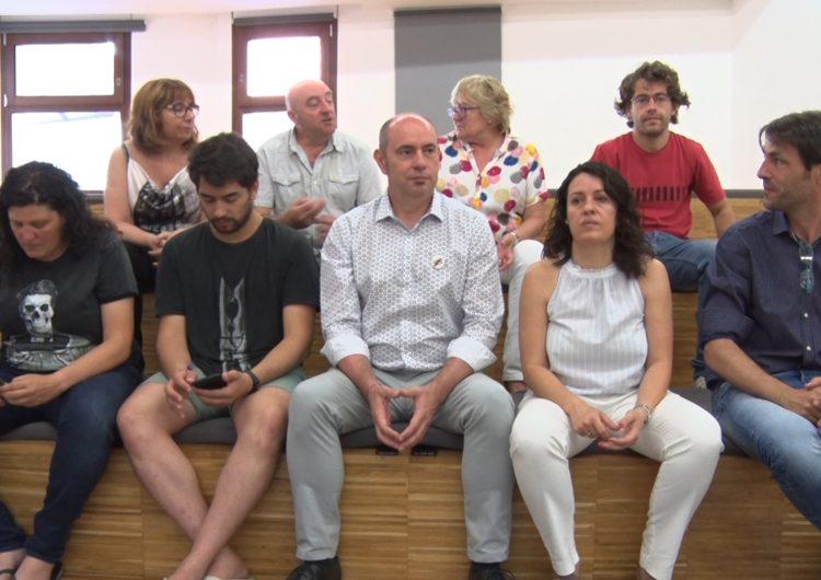 L'Alcalde de Balaguer presenta el cartipàs amb noves regidories