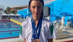 Dos medalles de bronze per Arnau Pifarré al Campionat Estatal…