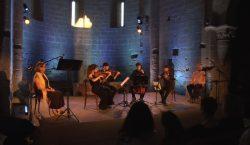 Diumenge de música i poesia a Balaguer amb Atenea Quartet,…