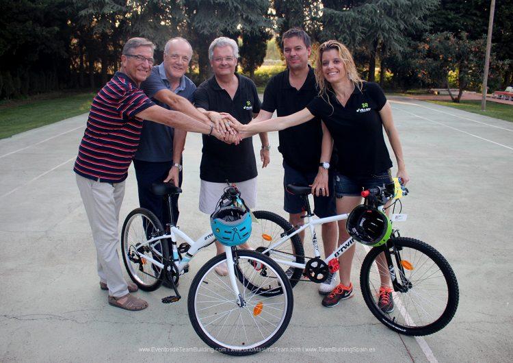L'empresa Villart Logístic lliura 4 bicicletes a Creu Roja i Càritas Balaguer