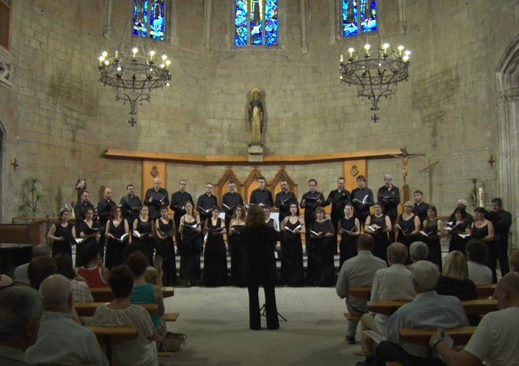 El Cor Madrigal obre el 8è Juliol de Música i Poesia