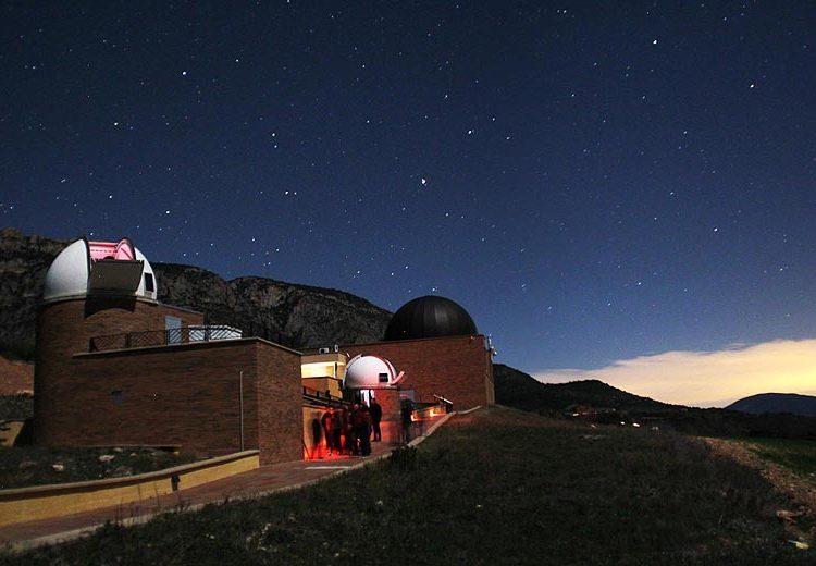 L'eclipsi parcial de lluna es podrà veure des del COU d'Àger