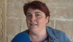 Estefania Rufach, alcaldessa d'Os de Balaguer, vicepresidenta de l'Institut d'Estudis…