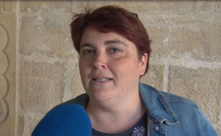 Estefania Rufach rep l'alta hospitalària i continuarà en aïllament durant quinze dies
