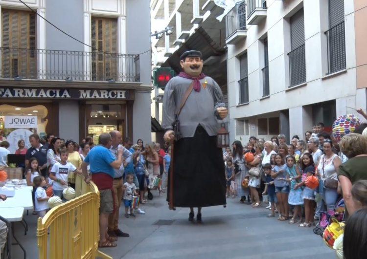 Balaguer celebra aquest dimecres la Festa dels Fanalets de Sant Jaume