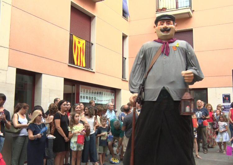 Balaguer celebra la Festa dels Fanalets de Sant Jaume