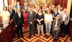 La Diputació de Lleida tanca el mandat en un Ple…