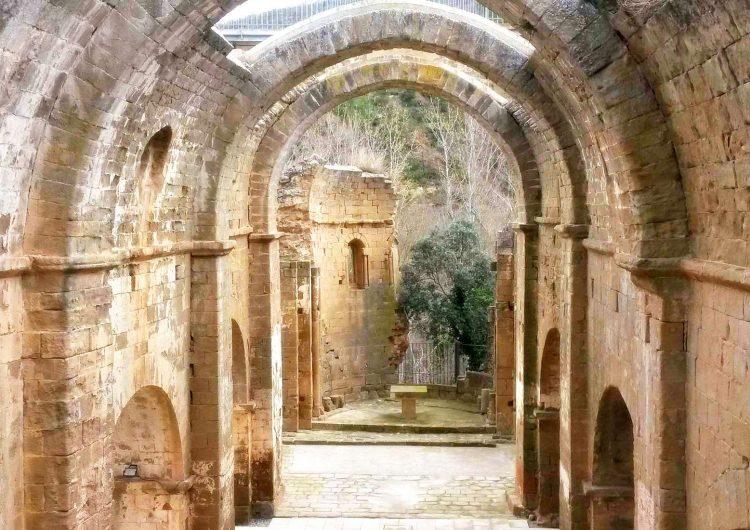 El Govern delimita l'entorn de protecció del monestir de Santa Maria de Gualter, a la Noguera