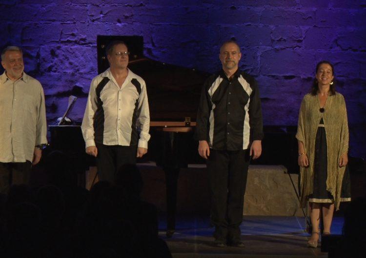 Emili Brugalla i Vesko Stambolov omplen les Franqueses al 8è Juliol de Música i Poesia