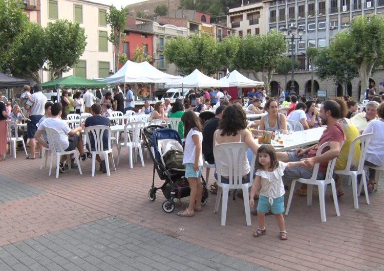 """Balaguer celebra la 2a Mostra de la Cervesa Artesana de la Noguera """"Noguerale"""""""