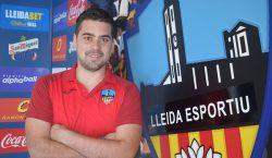 El balaguerí Pau Prior, nou entrenador del Lleida B