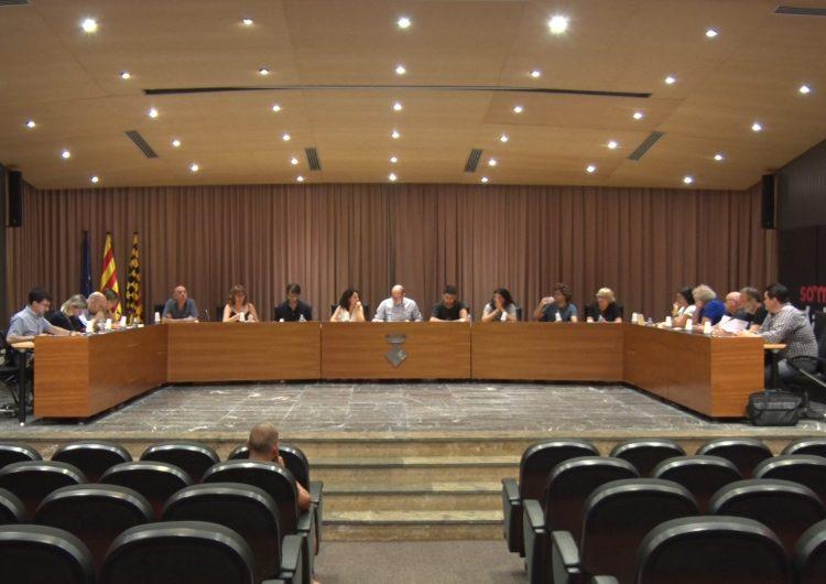 El ple de Balaguer aprova el cartipàs amb cinc tinents d'alcalde i quatre dedicacions exclusives