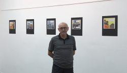 Exposició de còmics de Rafel Molina sobre el judici del…