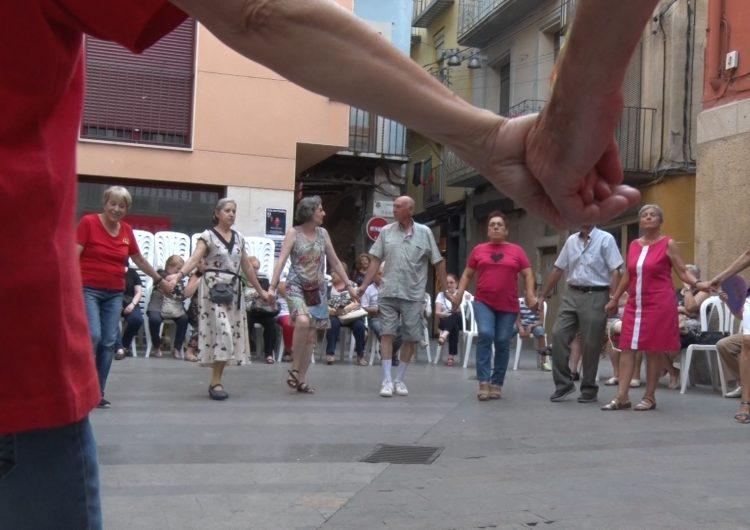 Balaguer celebra Sant Jaume amb sardanes i una missa