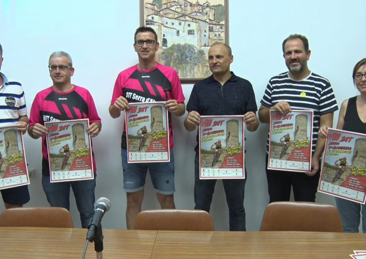 La Sentiu de Sió acollirà la 8a BTT Serra d'Almenara