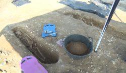 Troben més d'una trentena de tombes de l'època andalusina al…