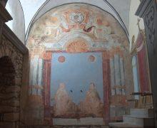 Finalitza la segona fase de restauració de les pintures barroques de l'església de Butsènit