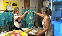 L'ANC de Balaguer inicia la venda de samarretes i tiquets…