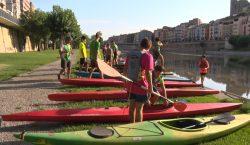 Portes obertes de l'Associació Piragüista de Balaguer