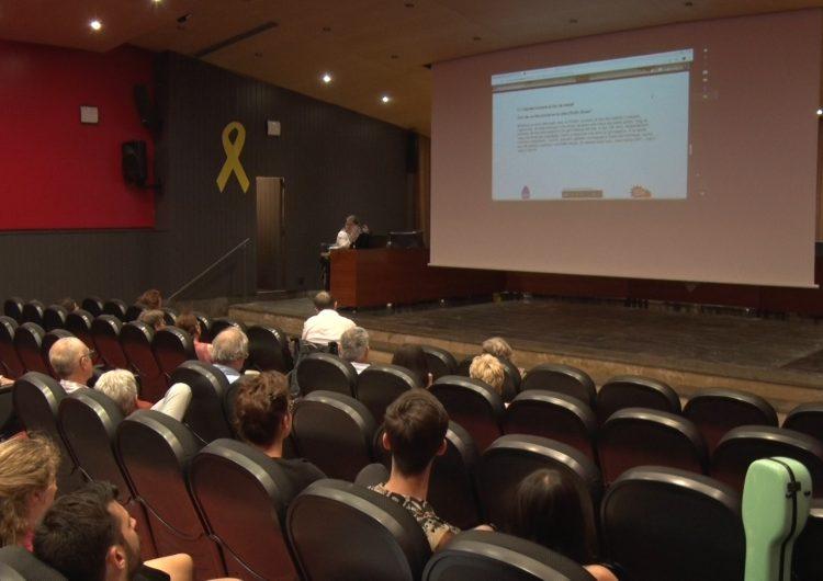 El seminari de música Cervera-Jordà fa parada a Balaguer