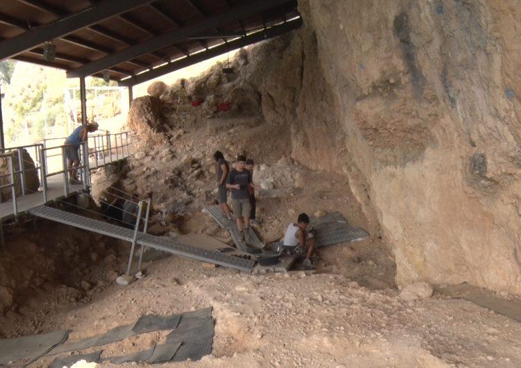 S'inicia un nou període d'excavació al jaciment de La Roca dels Bous
