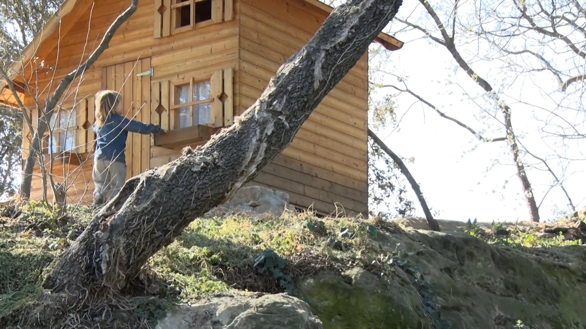 Campanya de micromecenatge per a la construcció del refugi de l'escola de bosc el Saüc