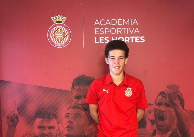 Nil Sauret fitxa pel Girona