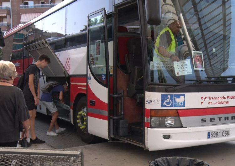Serveis mínims per la vaga de conductors de l'Alsina Graells