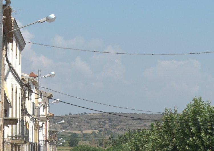 Bellcaire d'Urgell canviarà al complet l'enllumenat municipal a tecnologia LED