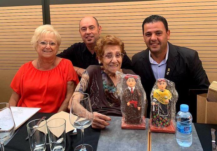 Homenatge a Bepeta Calvís en motiu del seu 100è aniversari