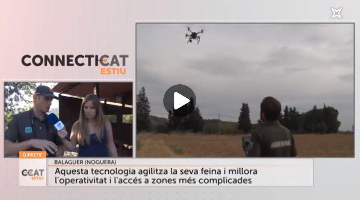 Connecti.cat: Els drons dels Agents Rurals