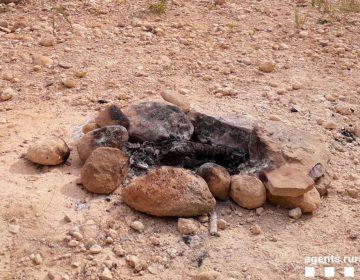 Denuncien diverses persones a la Noguera per fer focs d'esbarjo en terrenys forestals