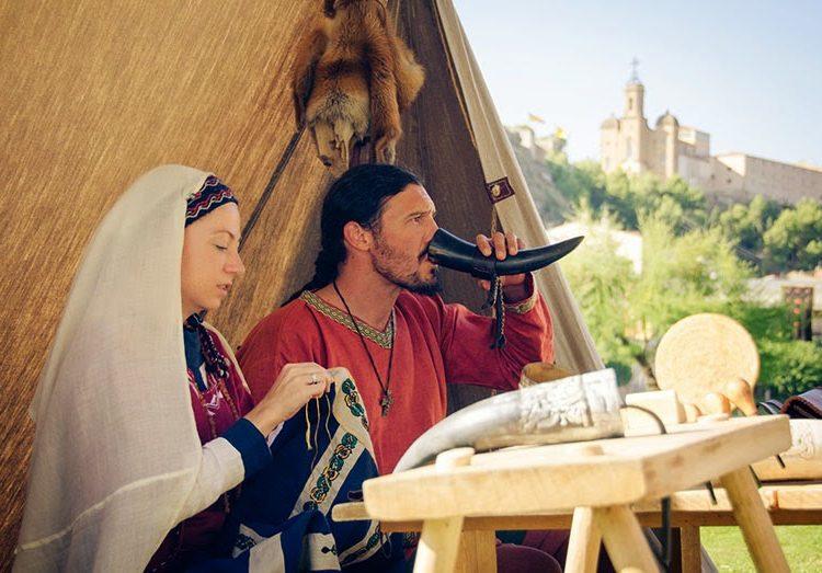 Balaguer sorteja un cap de setmana per a dos persones a l'Edat Mitjana en el marc de la festa Harpia