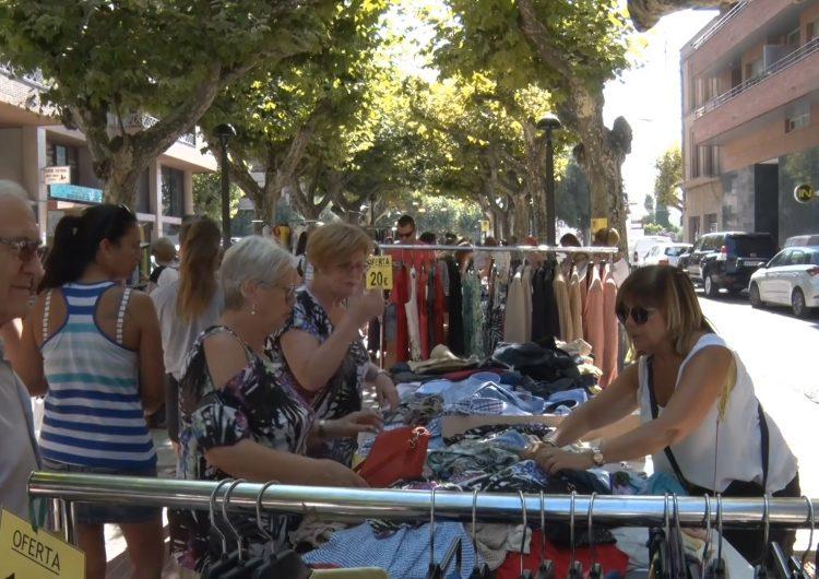 El comerç de Balaguer celebrarà el 25è Mercat de les Rebaixes d'estiu aquest divendres