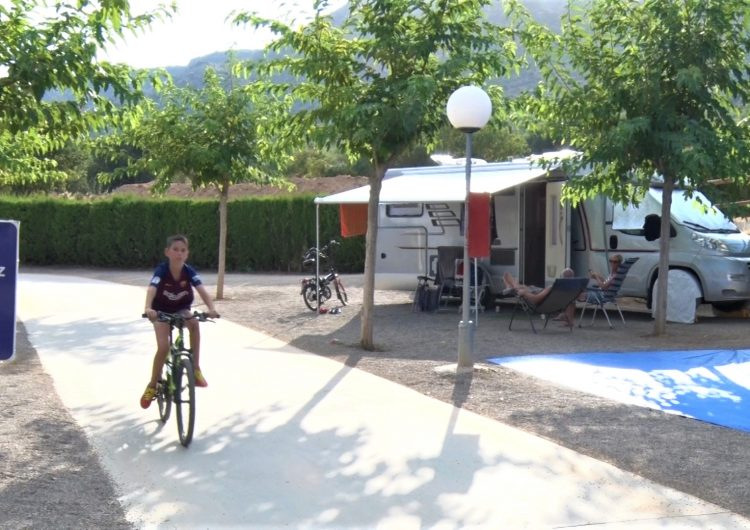 El sector turístic de la Noguera viu una excel·lent campanya d'estiu