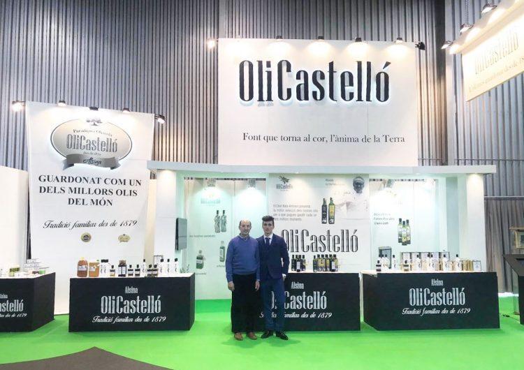 Premi al millor oli ecològic pel Molí de Grabriel Alsina de Castelló de Farfanya
