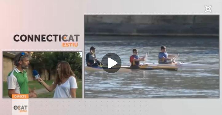 Connecti.cat: L'Associació Piragüística Balaguer